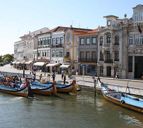Zašto Aveiro zovu Venecija zapada?