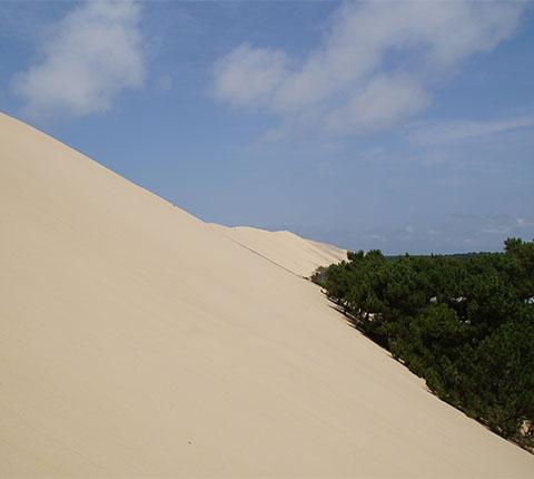 Najveća pješčana dina u Europi