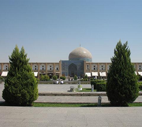 Isfahan u Iranu ima džamiju za aristokraciju