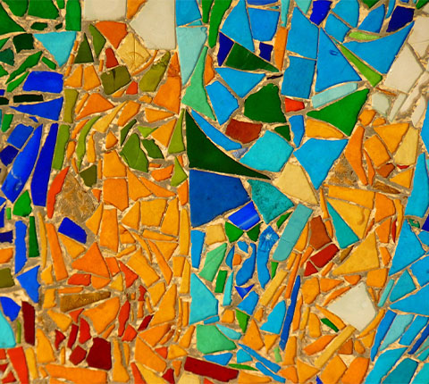 Lov na Gaudija po Barceloni