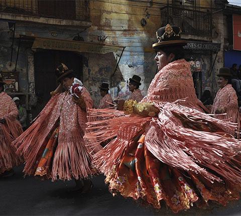 Sucre, najljepši grad u Boliviji