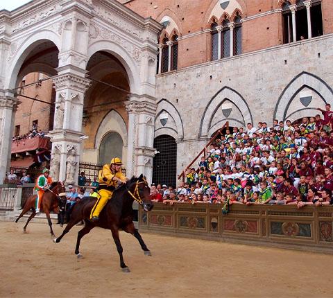 Siena, grad s najvećom feštom na najljepšem trgu