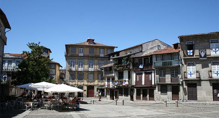 Guimaraes, rodno mjesto Portugala