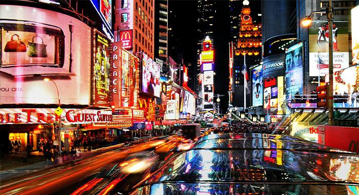 Times Square, centar svijeta
