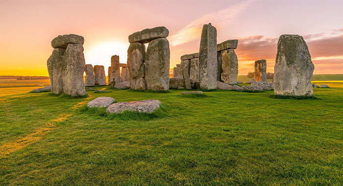 Stonehenge, najpopularnija engleska misterija!