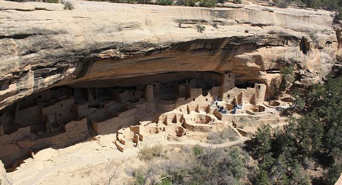 Mesa Verde, zakoračite u svijet Indijanaca u Koloradu