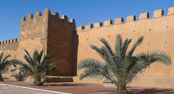 Taroudant, berberski gradić s veličanstvenim zidinama