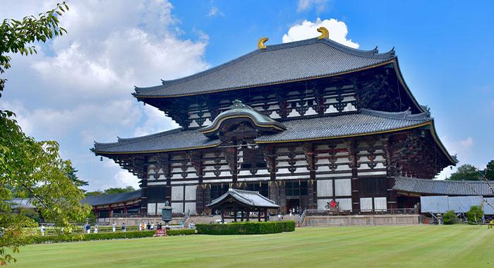 Hram Todaiji, najveća drvena građevina na svijetu