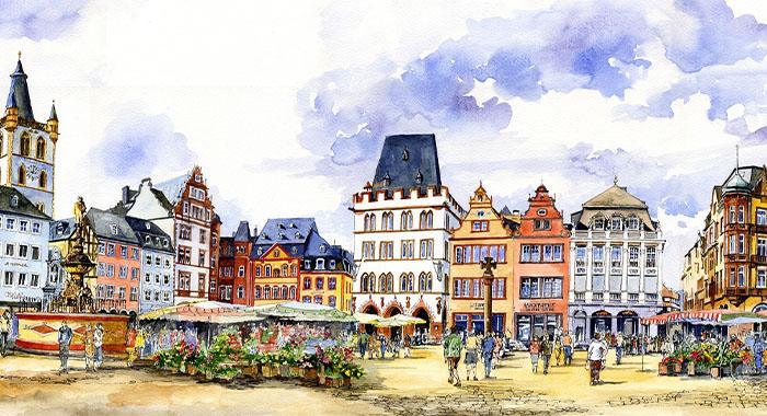 7 mjesta koja trebate posjetiti u Trieru