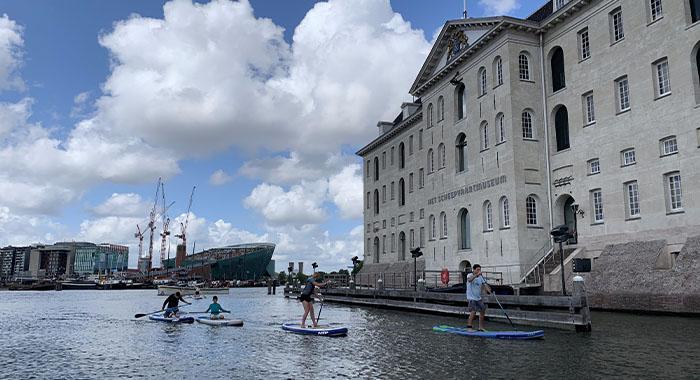 Muzeji u Amsterdamu: gdje ručati na krovu?