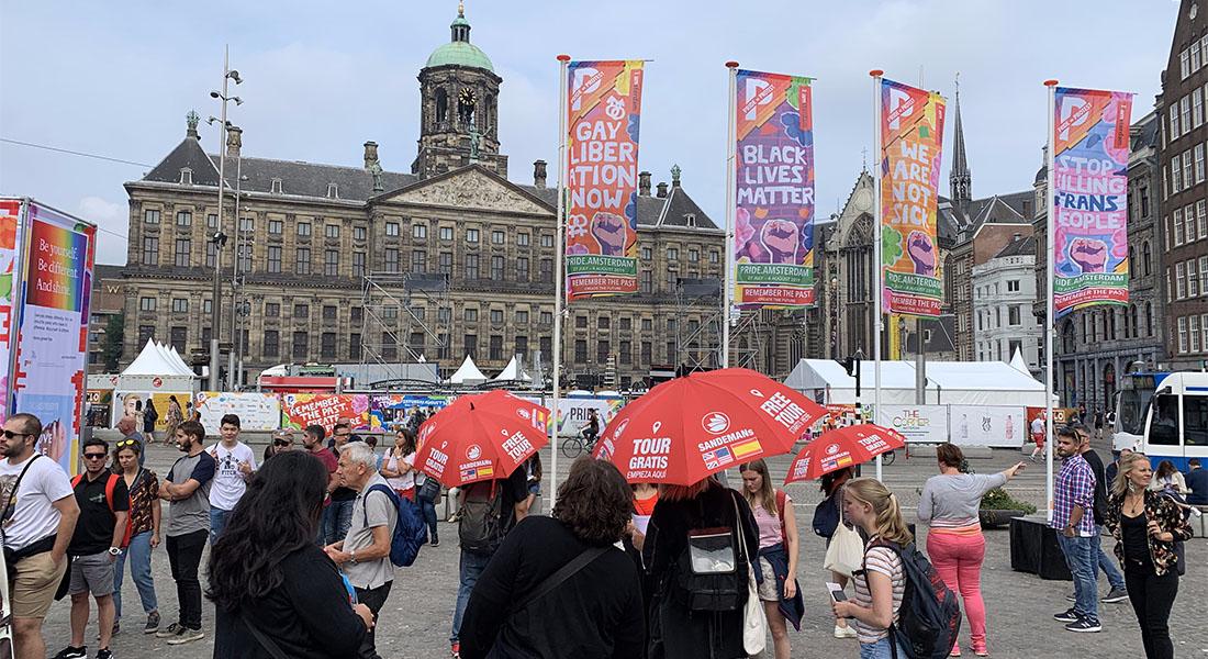 Besplatan obilazak Amsterdama