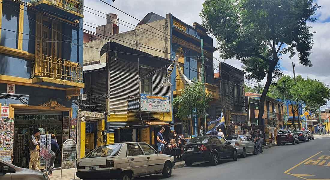 Buenos Aires La Boca 6