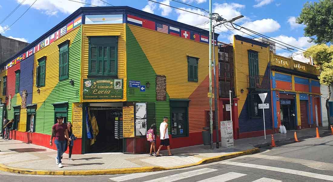 Buenos Aires La Boca 1