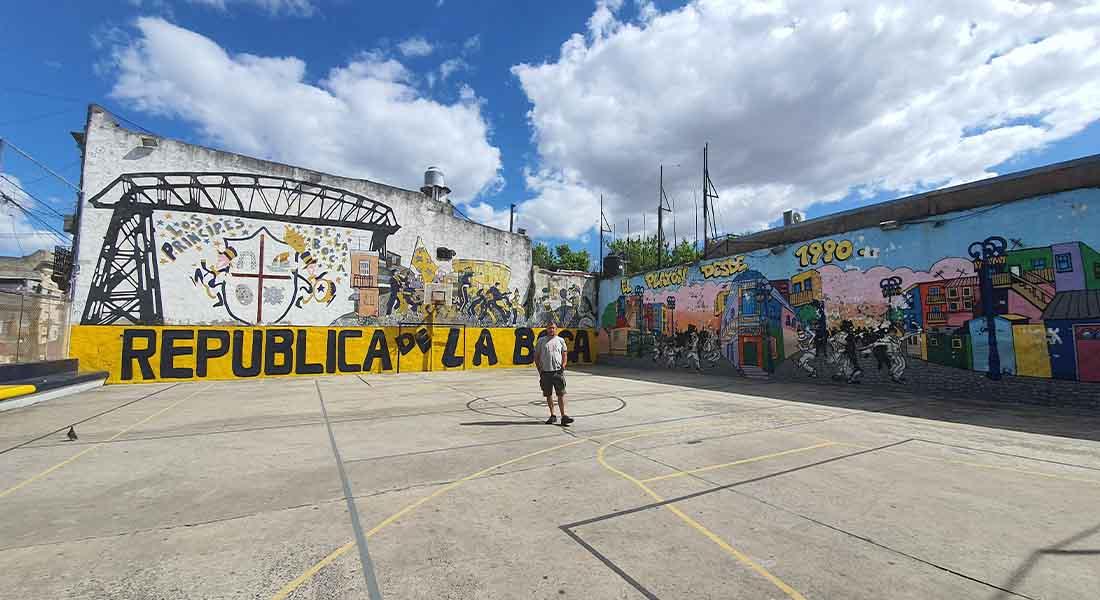 Buenos Aires La Boca 3