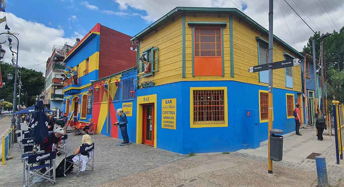Buenos Aires La Boca 5