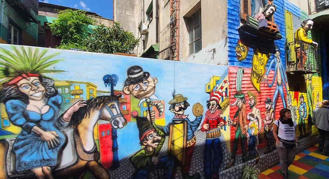 Buenos Aires La Boca 2