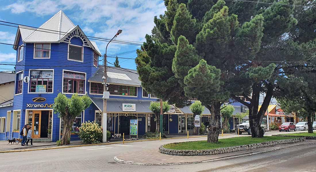 Grad El Calafate u Argentini