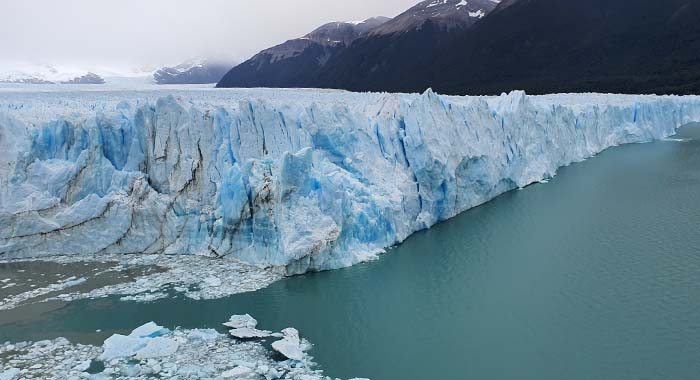 Patagonija u Argentini: mjesto gdje ledenjaci grme
