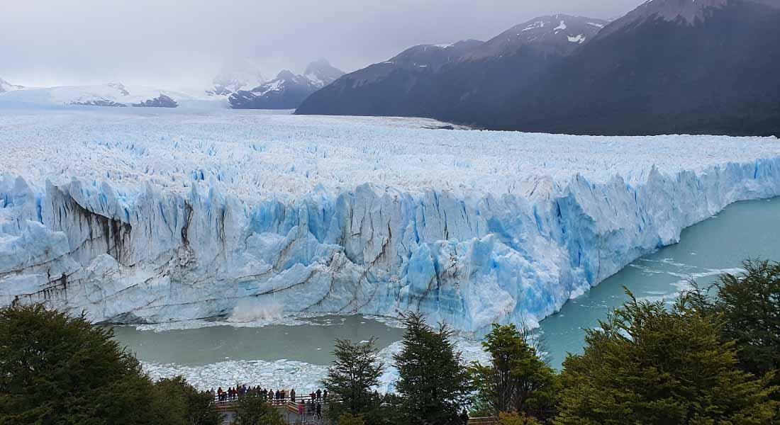Ledenjak Perito Moreno 1
