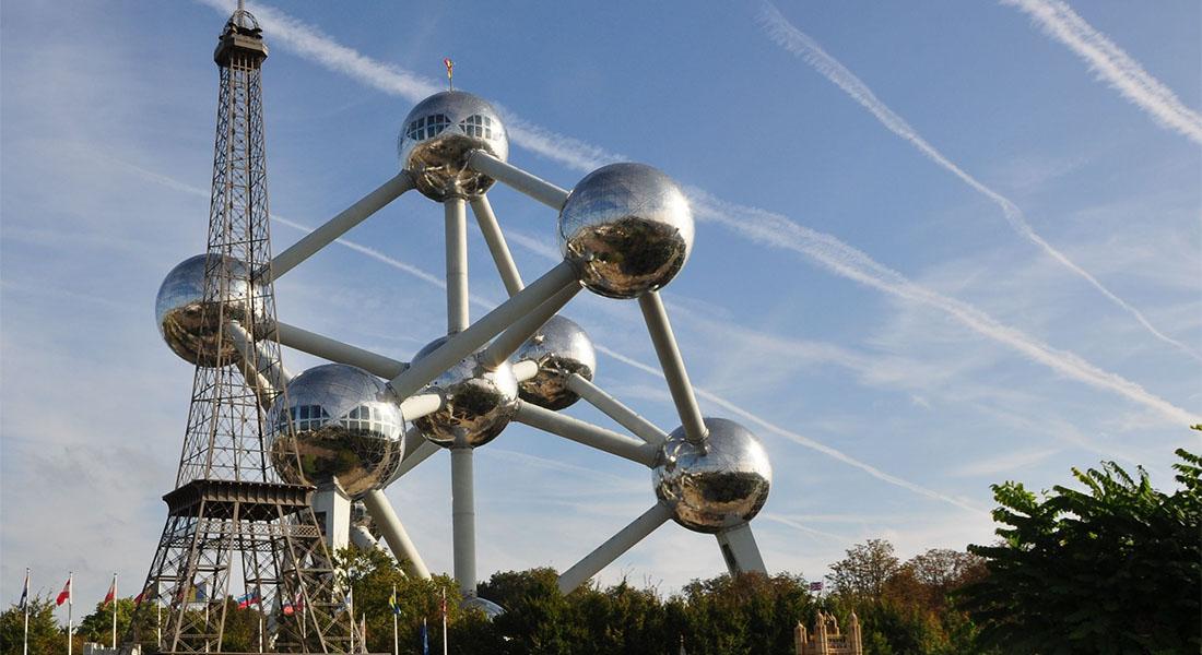 Atomium u Briselu