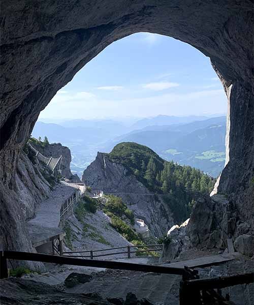 Ledena špilja u Austriji