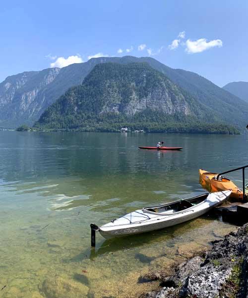 Road trip po Austriji