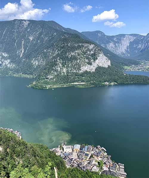 Hallstatt u Austriji