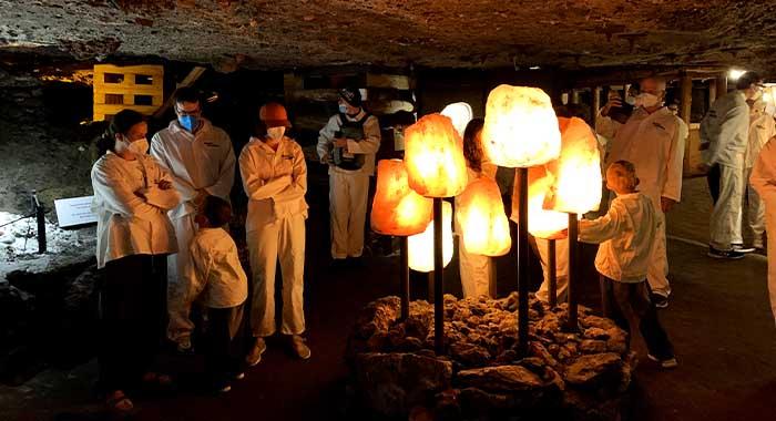 Rudnik soli u Hallstattu: toboganom u dubinu planine