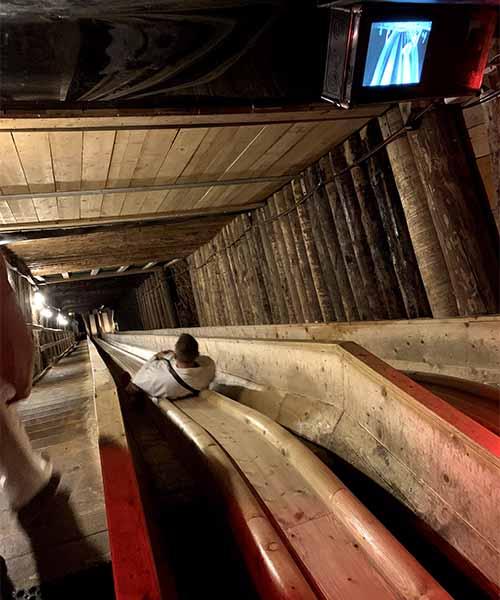Rudnik soli u Hallstattu