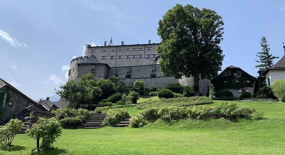 Tvrđava Hohenwerfen