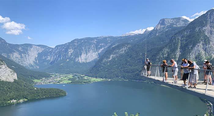 Road trip po Austriji: Graz - Hallstatt - Salzburg- Werfen