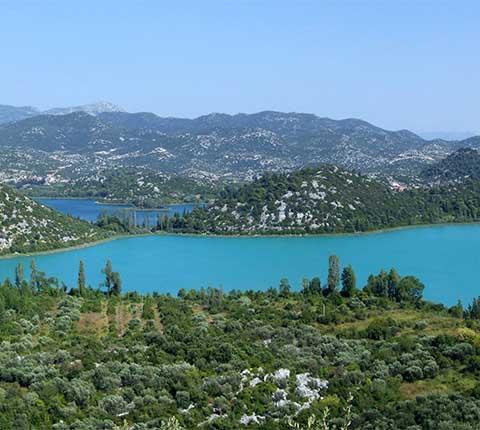 Baćinska jezera, blago doline Neretve