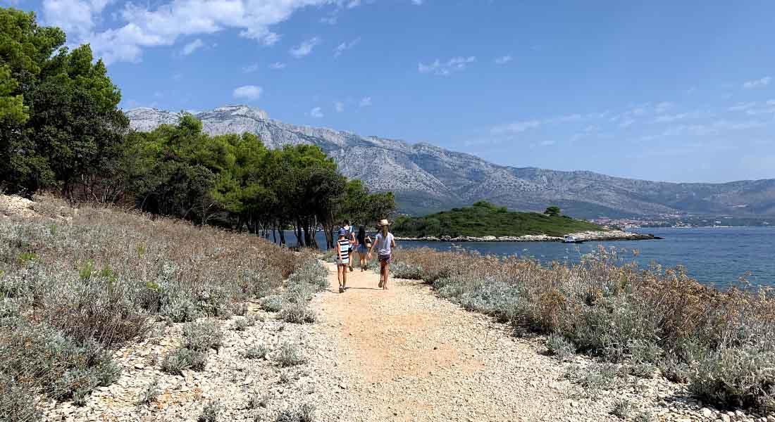 Badija kraj Korčule