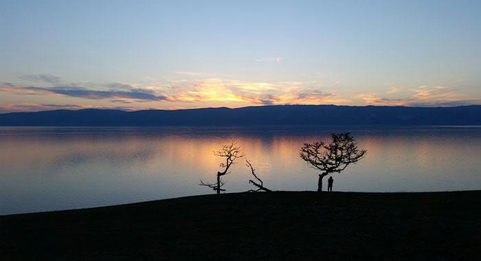 Bajkalsko jezero, najdublje i najstarije jezero na svijetu