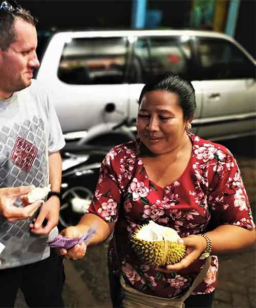 Voće durian