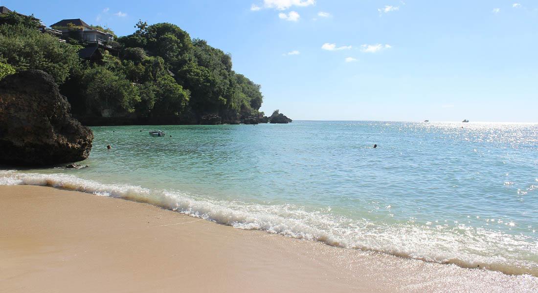 Plaža na Baliju