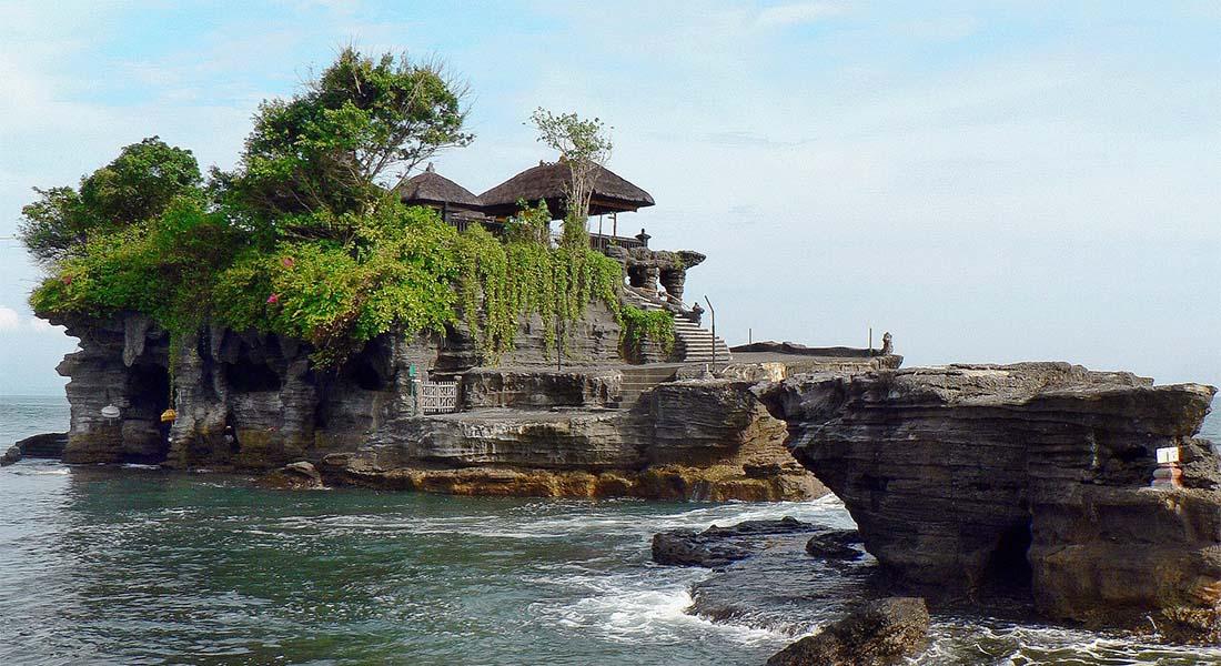 Najpoznatiji hram na Baliju