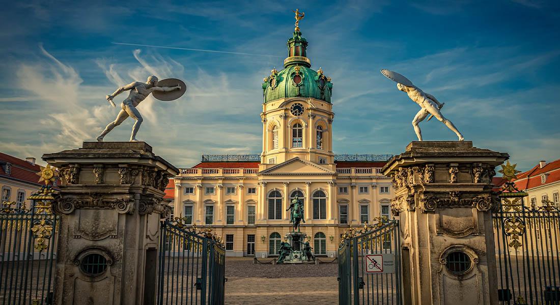 Charlottenburg u Berlinu