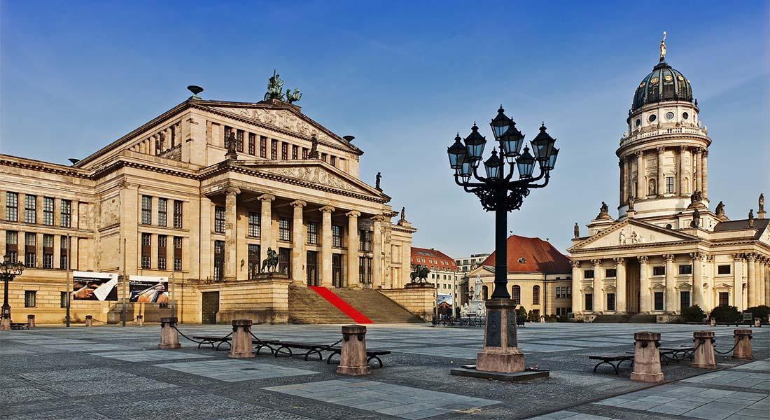 Najljepši trg u Berlinu