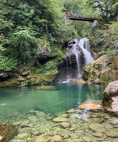 Slap Šum u Sloveniji
