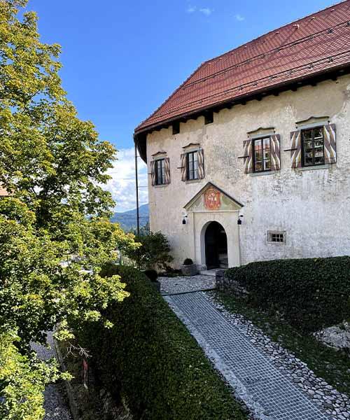 Bledski dvorac