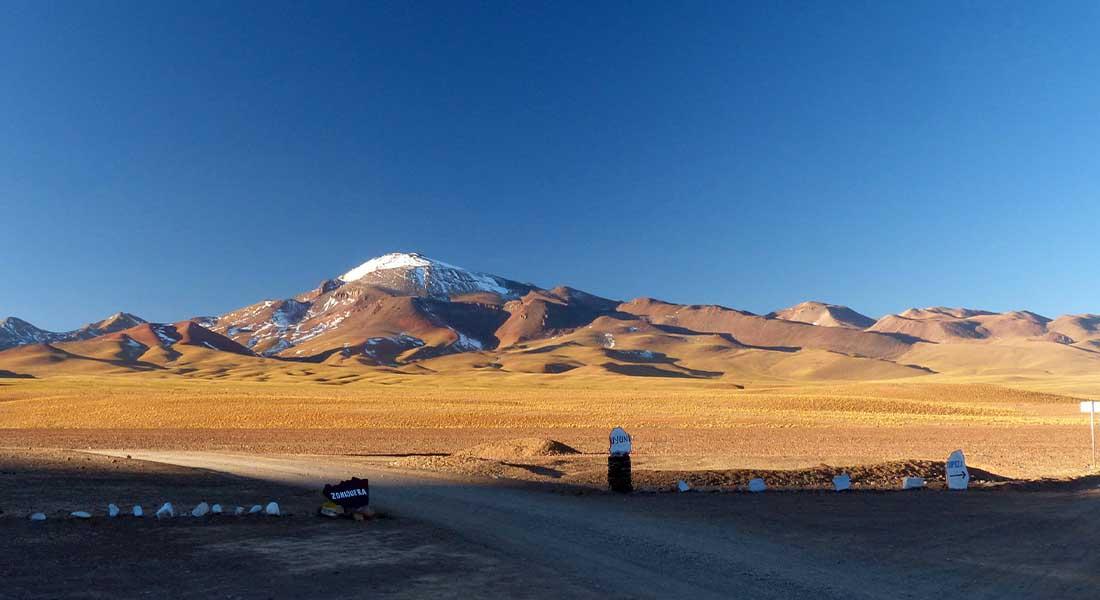 Altiplano u Boliviji