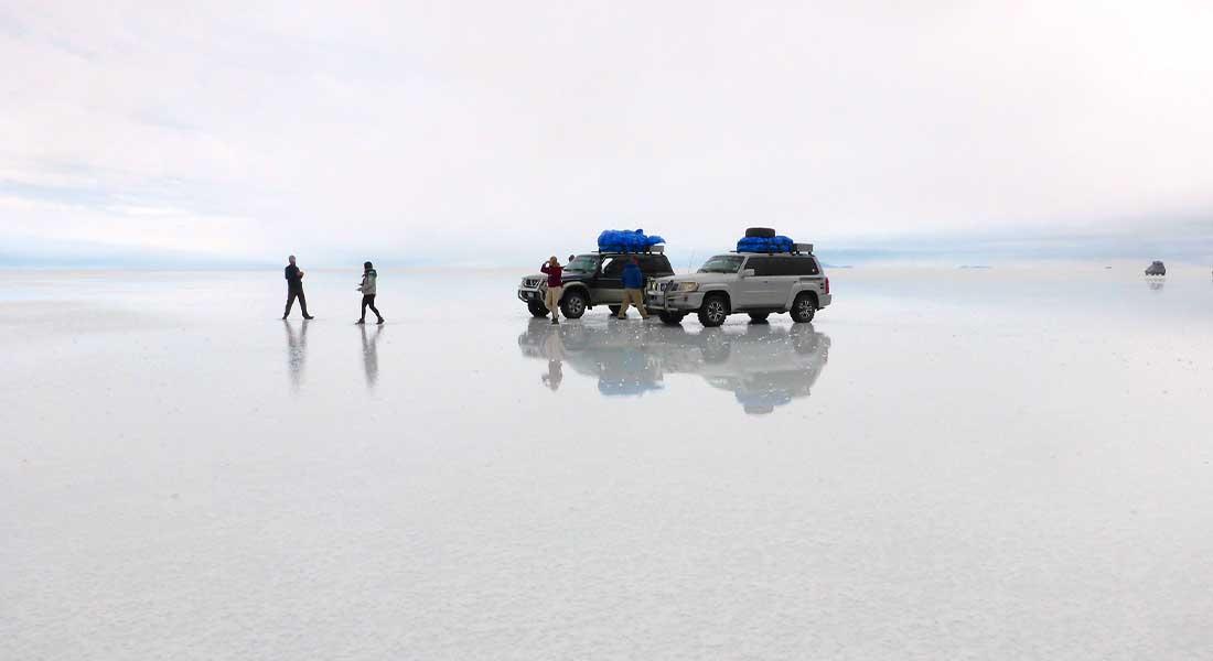 Bolivijski Altiplano