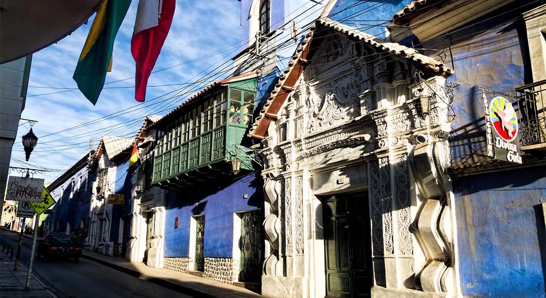 Kolonijalna palača u Potosiju
