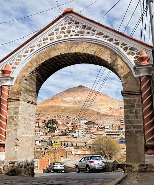 Potosi u Boliviji