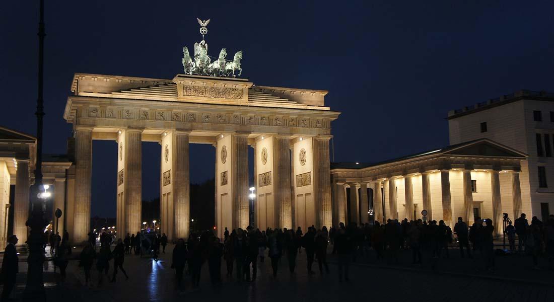 Brandenburška vrata u Berlinu