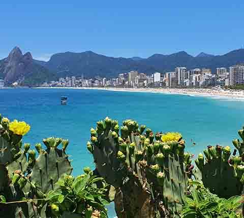 Rio de Janeiro: Krist, Copacabana, Ipanema i favele
