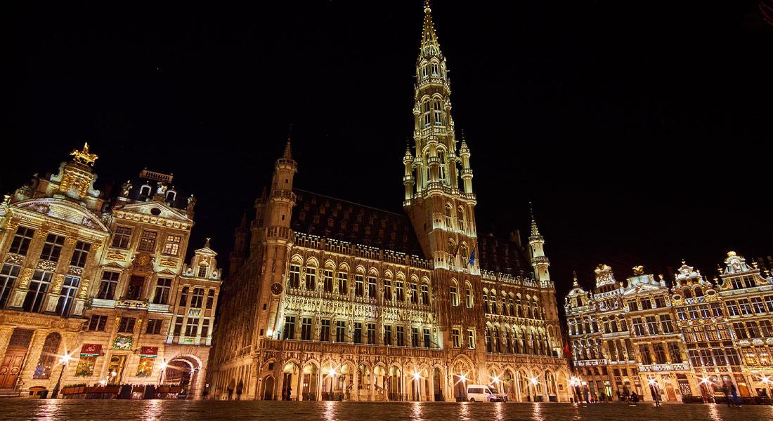 Glavni trg u Briselu