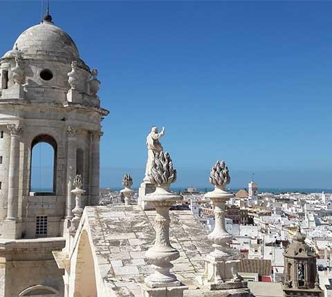 Obilazak Cadiza, grada tornjeva u Andaluziji