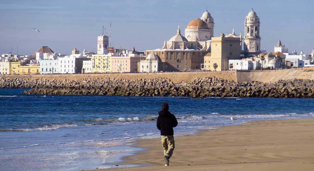 Plaža u Cadizu